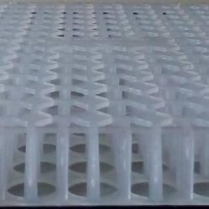 Vỉ nhựa thoát nước nguyên sinh 330x330x30mm