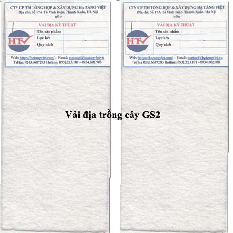 Vải địa trồng cây gs2